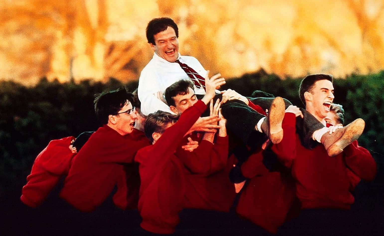 Dead Poets Society 1989 And The Lion King 1994 Film Stories