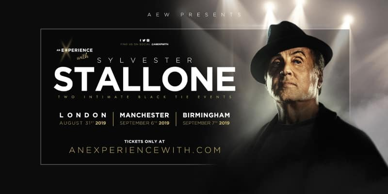 An Experience with Sylvester Stallone: what went on | Film