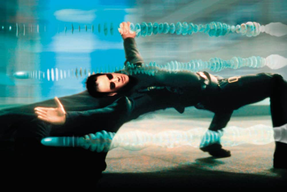 How The Matrix was pivotal to take-up of the DVD format