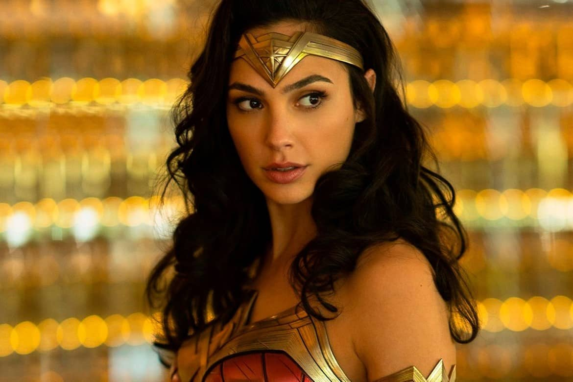 It is a picture of Mesmerizing A Picture of Wonder Woman