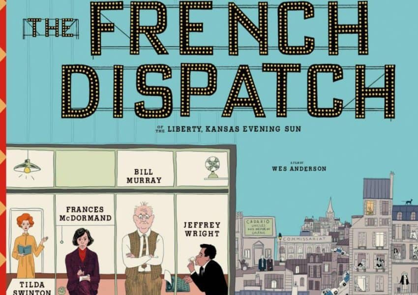 Wes Anderson's The French Dispatch pushed back into 2021 – Film Stories
