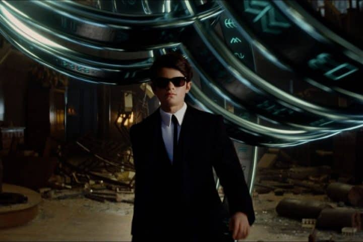 Ferdia Shaw in the Artemis Fowl movie