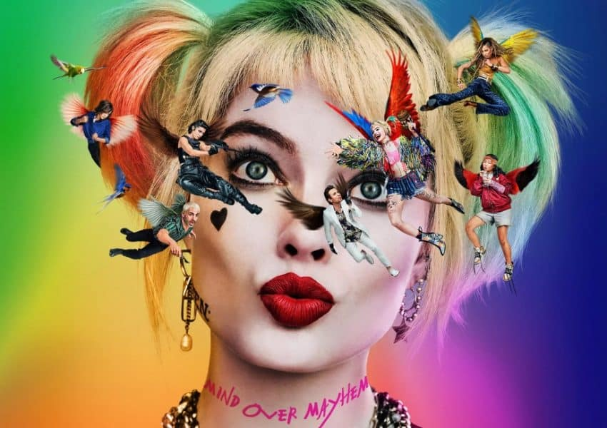 Birds Of Prey Uk Dvd And Blu Ray Release Details Film Stories