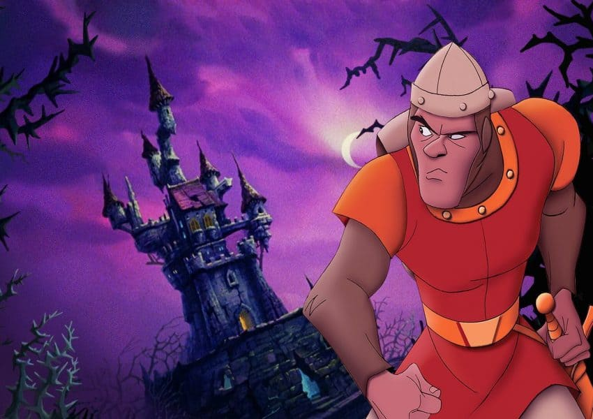 Dragon's Lair will become a movie starring Ryan Reynolds