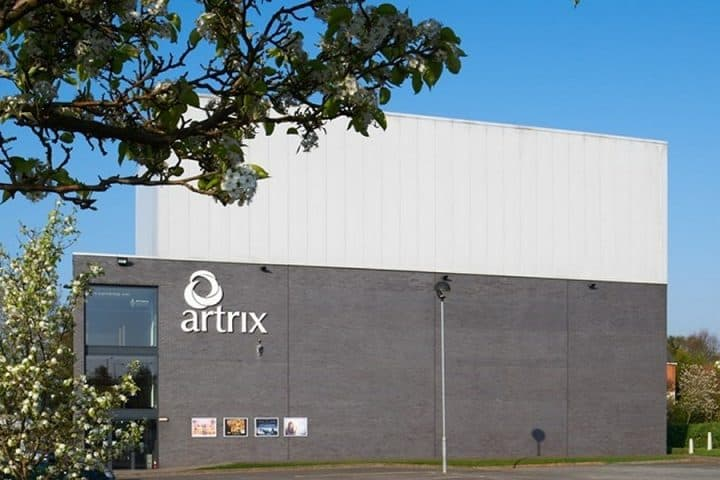 The Artrix Arts building