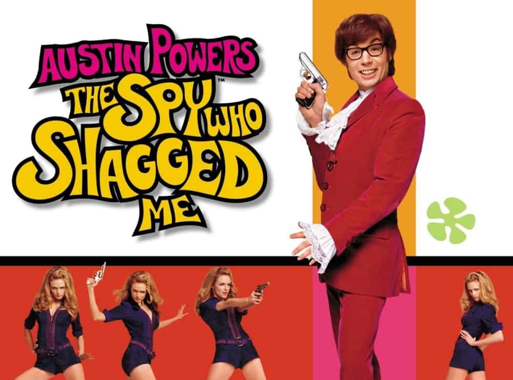 The superb promotional campaign for Austin Powers: The Spy Who ...