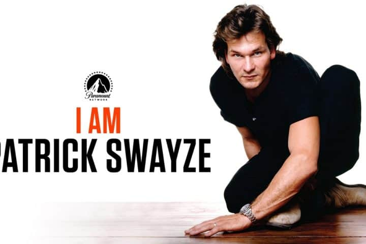 I Am Patrick Swayze documentary poster