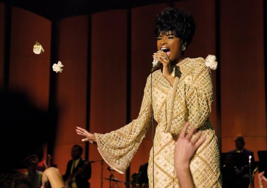Watch 'Respect' with Jennifer Hudson as Aretha Franklin