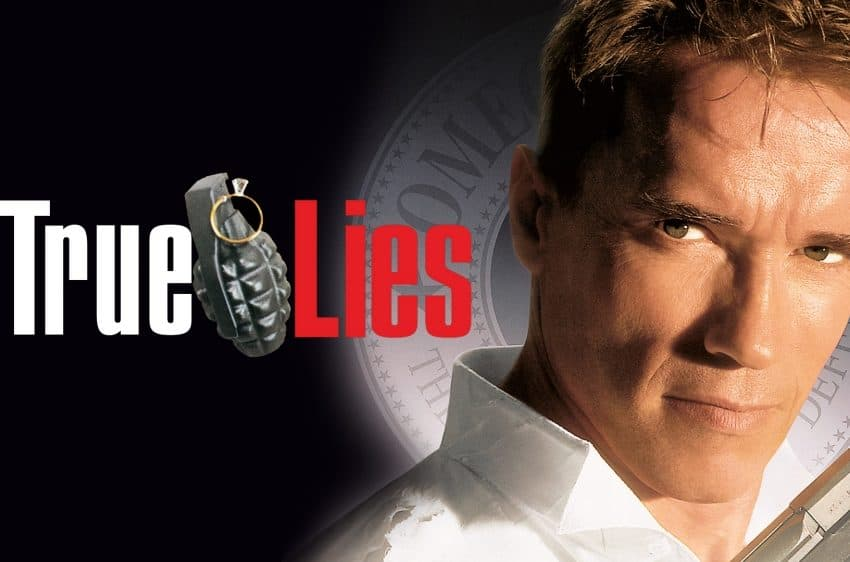 Podcast True Lies 1994 And Willy Wonka The Chocolate Factory 1971 Film Stories