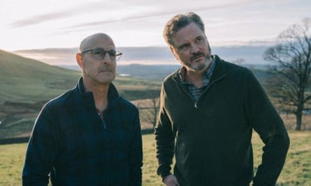 Powerful trailer lands for Supernova starring Colin Firth, Stanley Tucci