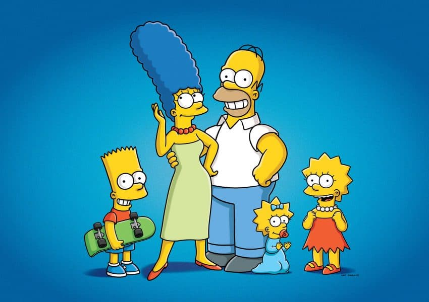 The Simpsons Movies That Never Were Film Stories