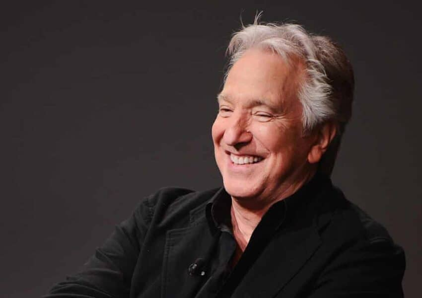 Alan Rickman's diaries are being published as a book