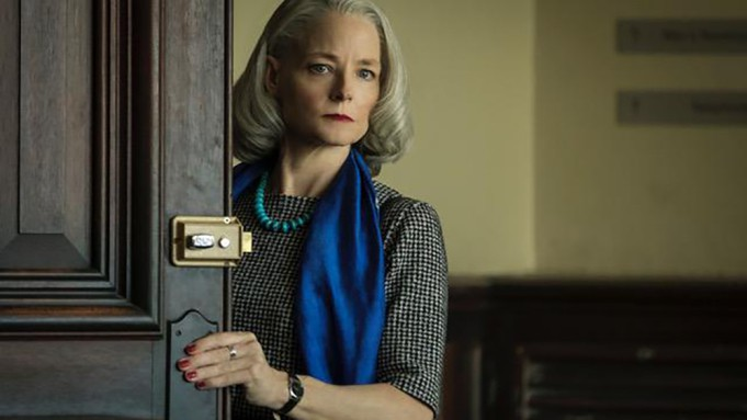 Jodie Foster in The Mauritanian, first trailer, images and United Kingdom release date
